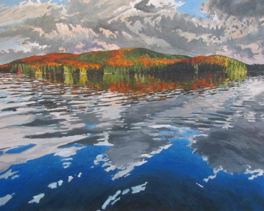 Fall, Canoe Lake