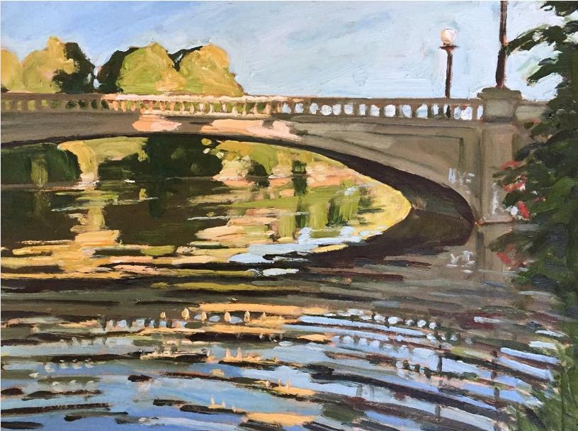 Inverlea, Peterborough, by John Climenhage