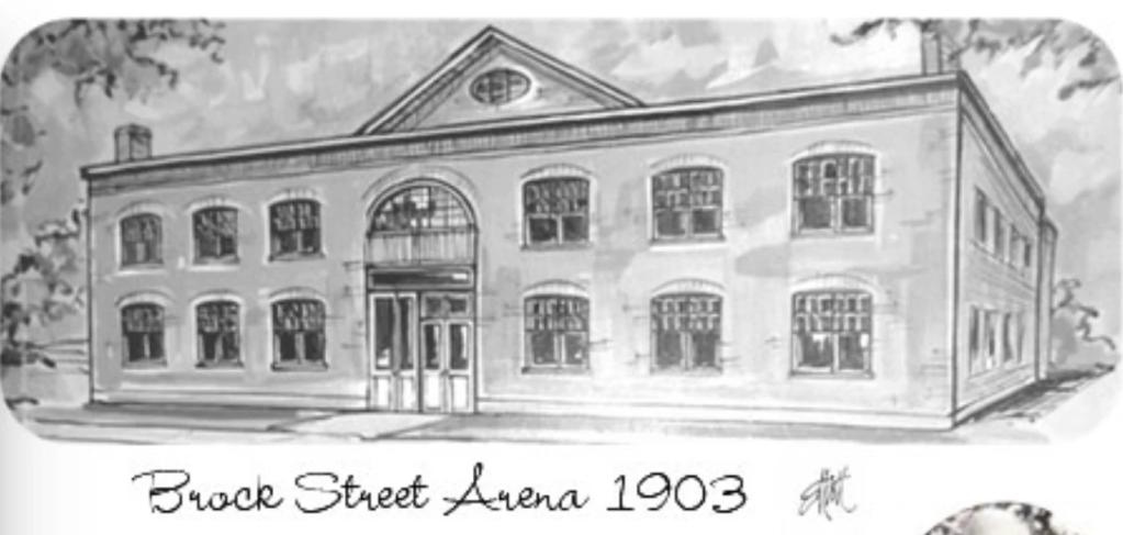 Brock Street Arena 1903
